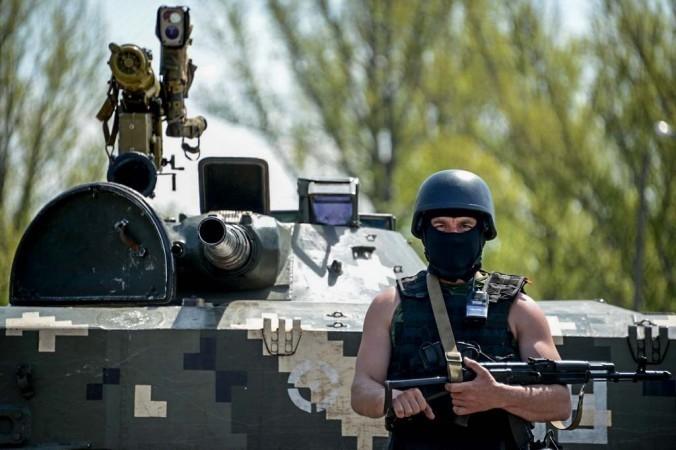 Украина, Крым, граница