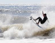 сёрфинг, США, ураган