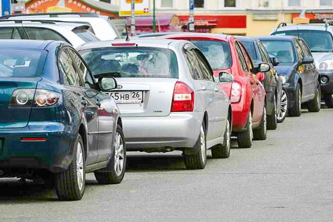 новости Москвы, паркоматы, парковки