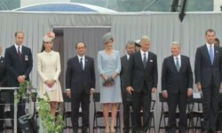 В Бельгии прошла торжественная церемония в память о первой битве Первой мировой войны