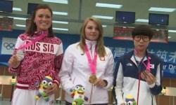 Первый день Юношеской Олимпиады принёс России три медали
