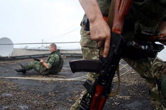 Украина, милиция, Рада