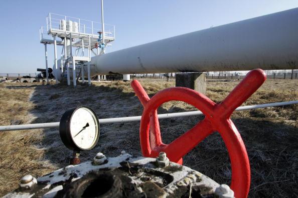 газ, Украина, Газпром