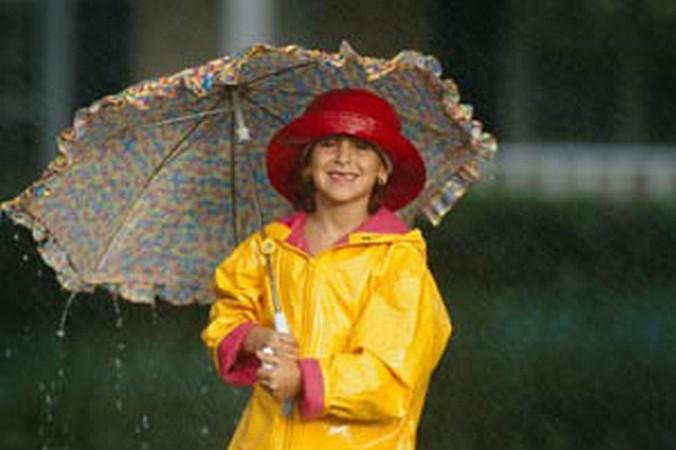Москва, погода, дождь
