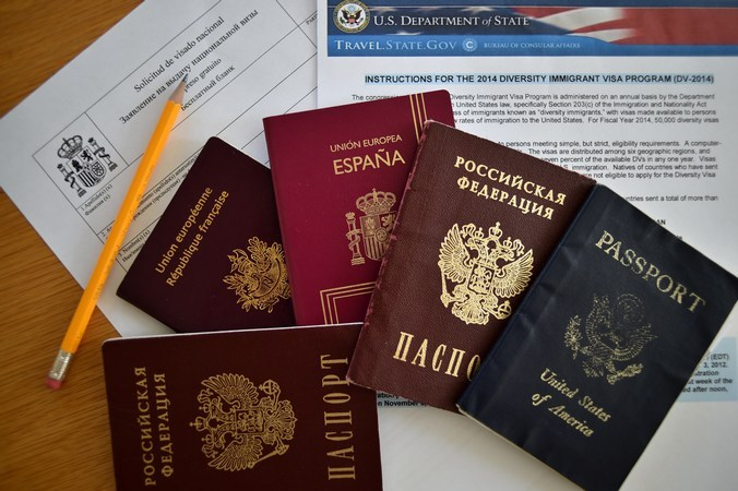 Паспорт, ФМС, загранпаспорт, законопроект