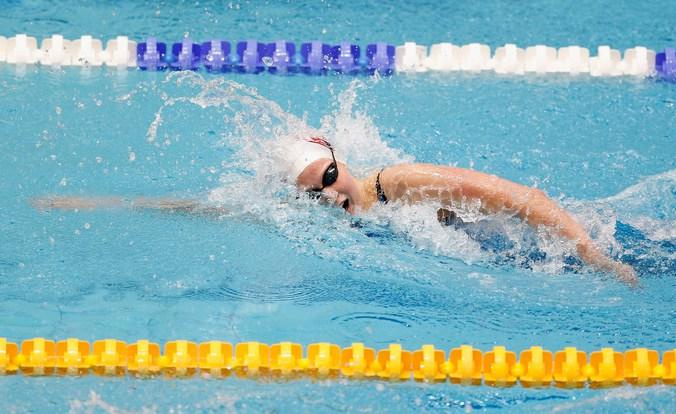Заплыв, ЧЕ, плавание