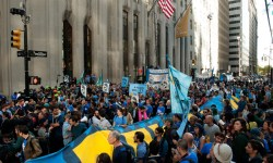 климат, ООН, митинг