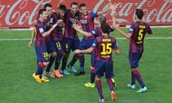 футбол, Барселона