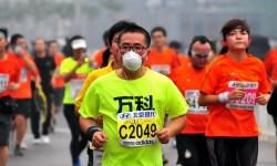 Китай, марафон