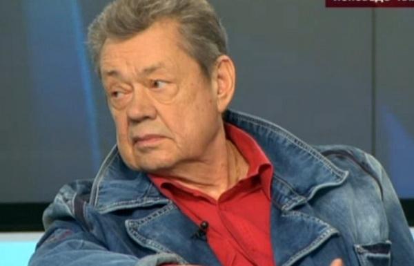 Николай Караченцов накануне своего 70-летнего юбилея