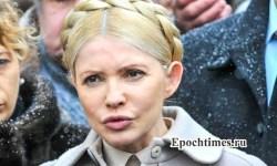 Тимошенко, Украина