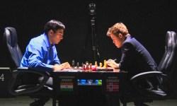 Ещё одна ничья: судьба шахматной короны пока не определена