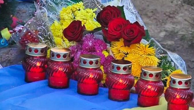 Украина отмечает год с начала событий на Майдане
