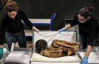В Перу найдена уникальная мумия женщины