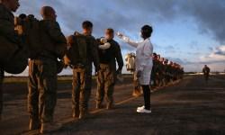 Американские войска возвращаются из Западной Африки