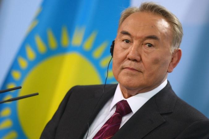 Казахстан, Нурсултан Назарбаев, выборы президента, Центризбирком