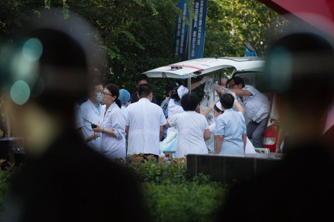 китайские доктора