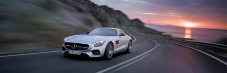 Mercedes-AMG GT. Фото: mercedes-benz.ru