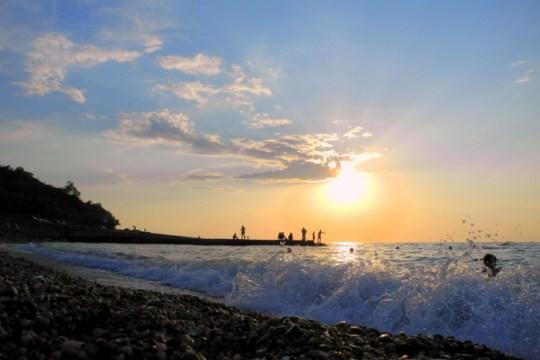Пляжи Севастополя (7)