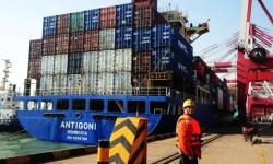 порт Циндао