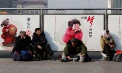 нищий в Пекине