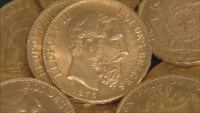 Германия, клад, золотые монеты