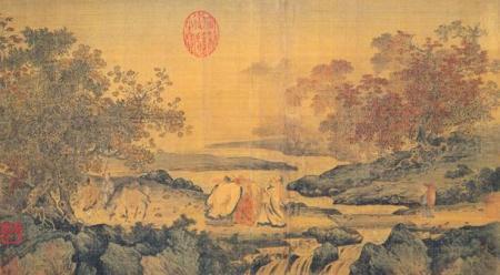 painting-Lu-Xiujing