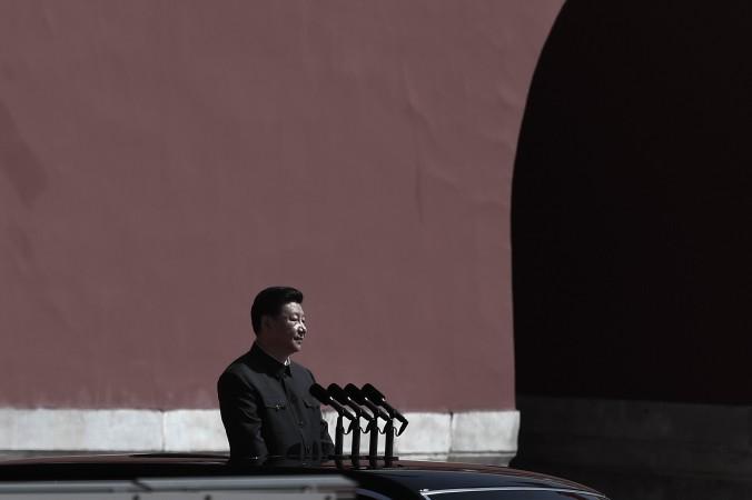 Во главе китайской армии