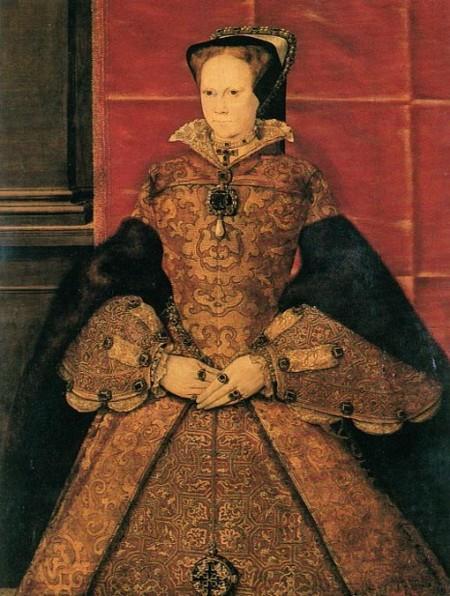 Portrait-of-Mary-I-of-England