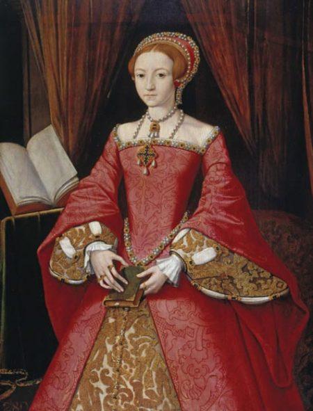 Princess-Elizabeth-Tudor