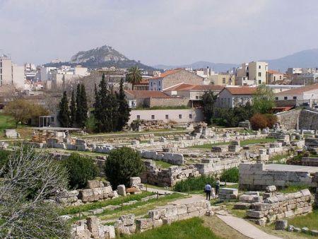 Руины древнего города Керамик. Фото: DerHexer/commons.wikimedia.org/GFDL