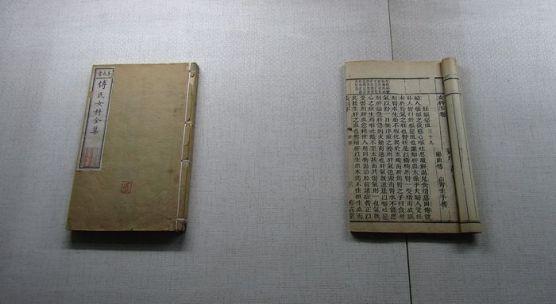 Полное собрание сочинений Фу Шаня по гинекологии, Мемориальный музей Цзинь, город Тайюань, провинция Шаньси. Фото: Wikimedia Commons/ CC BY-SA 3.0