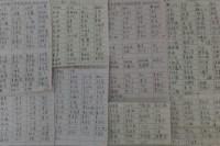 судебные иски собранных в провинции Хунань в поддержку кампании исков против Цзян Цзэминя, бывшего главы компартии.