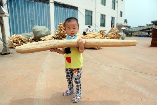 26 мая 2015 года. Уезд Дунсян провинции Цзянси. Фото: epochtimes.com