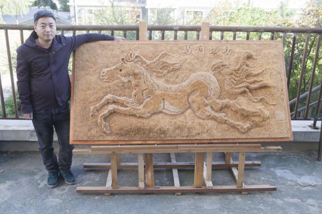 13 октября 2015 года. Город Чанчунь провинции Цзилинь. Фото: epochtimes.com