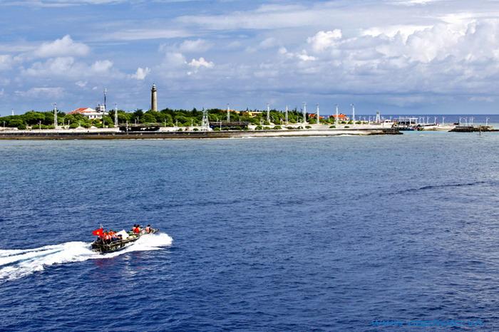Один из островов архипелага Спратли. Фото: Tadashi Mori/flickr.com/CC BY-ND 2.0