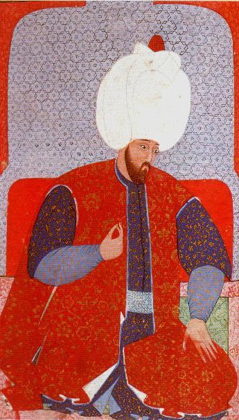 Сулейман Великолепный. Фото: Geni/wikipedia.org/public domain