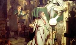 алхимия получение философского камня
