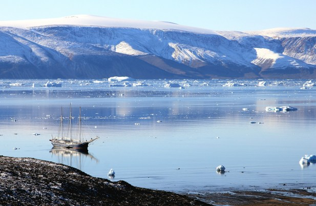 Ледники в Гренландии. Фото: pixabay.com/CC0 Public Domain