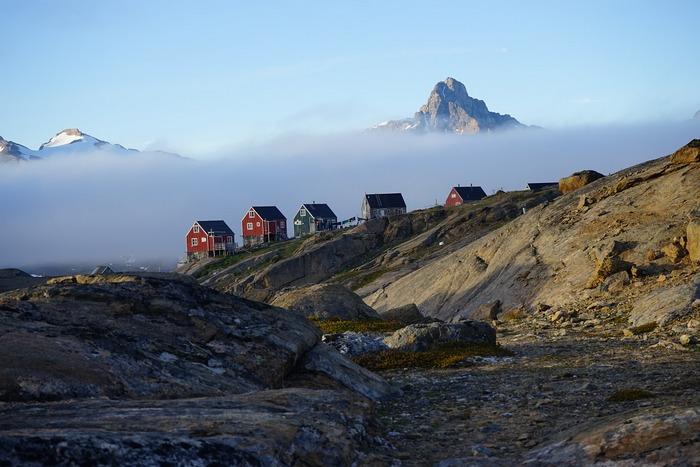Гренландия. Фото: pixabay.com/CC0 Public Domain
