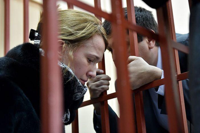 Светлана Кривсун. Фото: KIRILL KUDRYAVTSEV/AFP/Getty Images