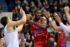 В четверг, 28 января, московский ЦСКА разгромил на своём паркете немецкий «Бамберг» в домашнем матче 5-го тура Топ-16 баскетбольной Евролиги.