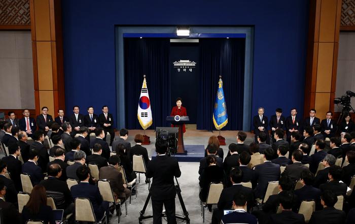 Фото: Jeon Heon-Kyun-Pool/Getty Images