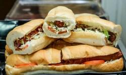 поедания сэндвичей на время, конкурс