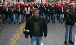4 февраля Греция протестовала против пенсионной реформы.