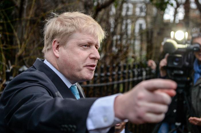Мэр Лондона Борис Джонсон. Фото: Chris Ratcliffe/Getty Images