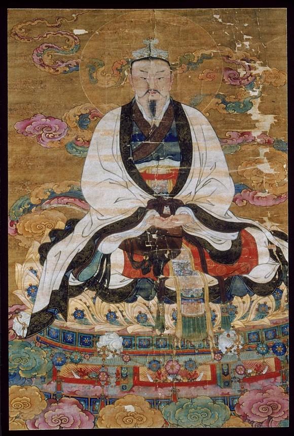 Изображение Нефритового императора, династия Мин. Фото: Public Domain