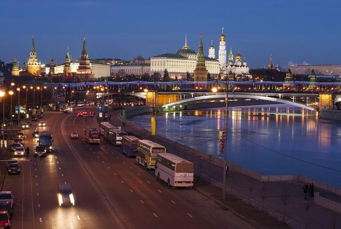 Москва. Фото: pixabay.com/CC0 Public Domain