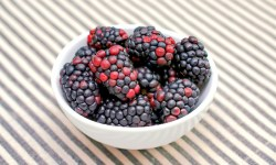 ежевика, ягоды, антиоксиданты