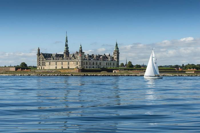 Замок Кронборг в Дании. Фото: Thomas Rahbek/http://scandinews.fi